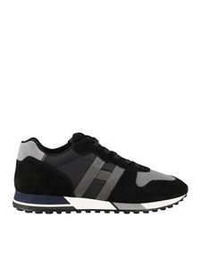 Hogan - H383 sneakers in black