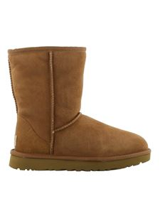 UGG - Classic Short II boots in brown