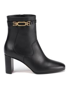Bally - Didi 75 ankle boots in black