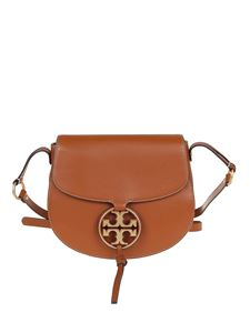 Tory Burch - Miller saddle bag in camel color
