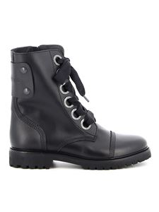 Zadig & Voltaire - Joe leather ankle boots in black