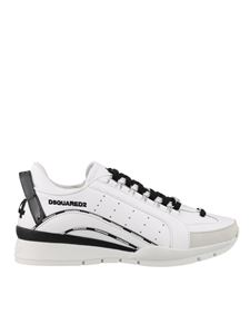 Dsquared2 - Sneakers 551 bianche