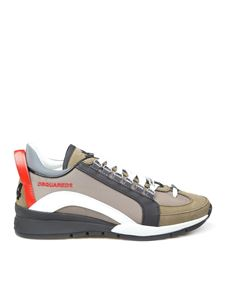 Dsquared2 - Sneakers 551 verde