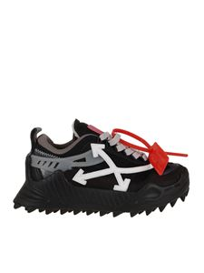 Off-White - Black Odsy sneakers