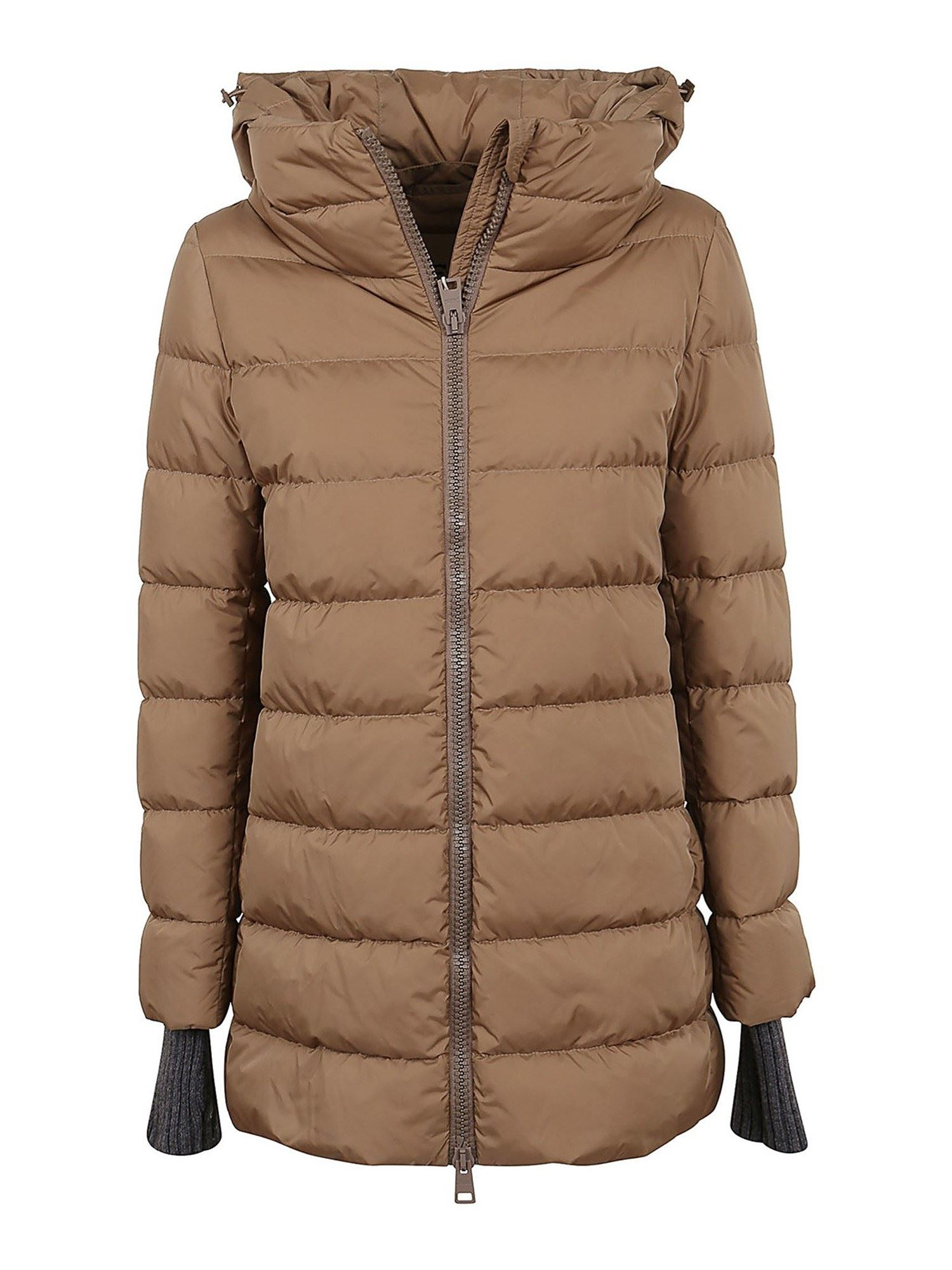 Herno POLAR-TECH DOWN JACKET IN BEIGE