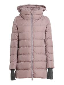 Herno - Polar-Tech down jacket in pink