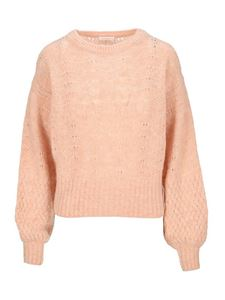 See by Chloé - Alpaca jumper in pink