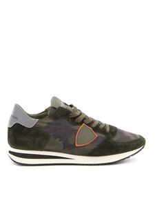 Philippe Model - Tropez X sneakers in green