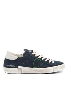 Philippe Model - Paris X sneakers in blue