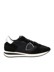 Philippe Model - Tropez X black sneakers