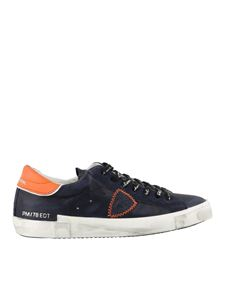 Philippe Model - Prsx blue sneakers