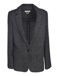 Isabel Marant Étoile - Charly jacket in anthracite color