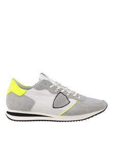 Philippe Model - Sneakers Trpx Basic bianche