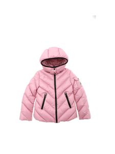 Moncler Jr - Brouel down jacket in pink