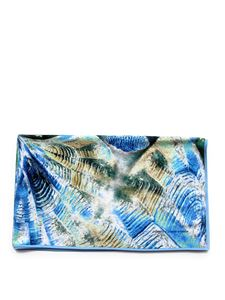 Maria Enrica Nardi - Villasimius beach towel in blue