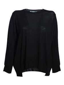 Stella McCartney - Virgin wool pullover in black