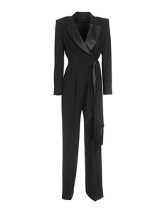 Max Mara - Gommoso jumpsuit in black