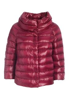 Herno - Iconico Collection down jacket in purple