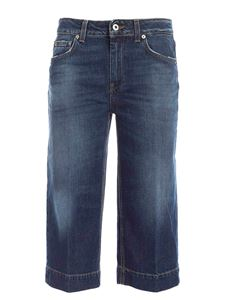 Dondup - Jade faded jeans in blue