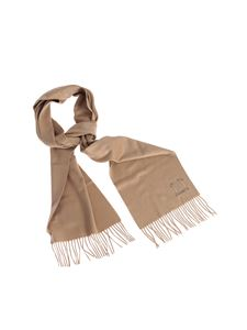 Max Mara - Dahlia scarf in camel color