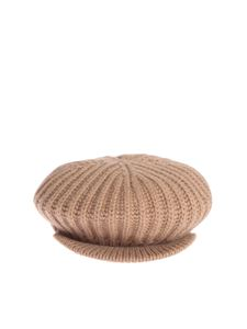 Max Mara - Mandare hat in Camel color