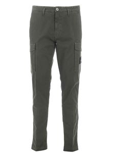 Stone Island - Chino pants in green