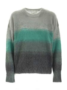 Isabel Marant Étoile - Drussell pullover in shades of green