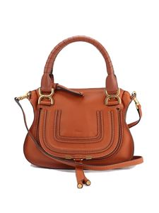 Chloé - Marcie small bag in brown