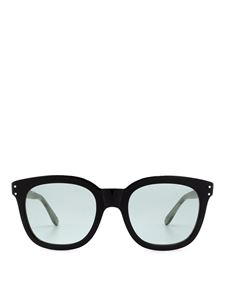 Gucci - Squared sunglasses in black