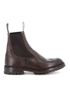 Tricker's - Henry Country Dealer ankle boots in brown