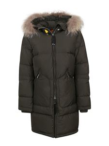 Parajumpers - Padded coat in brown