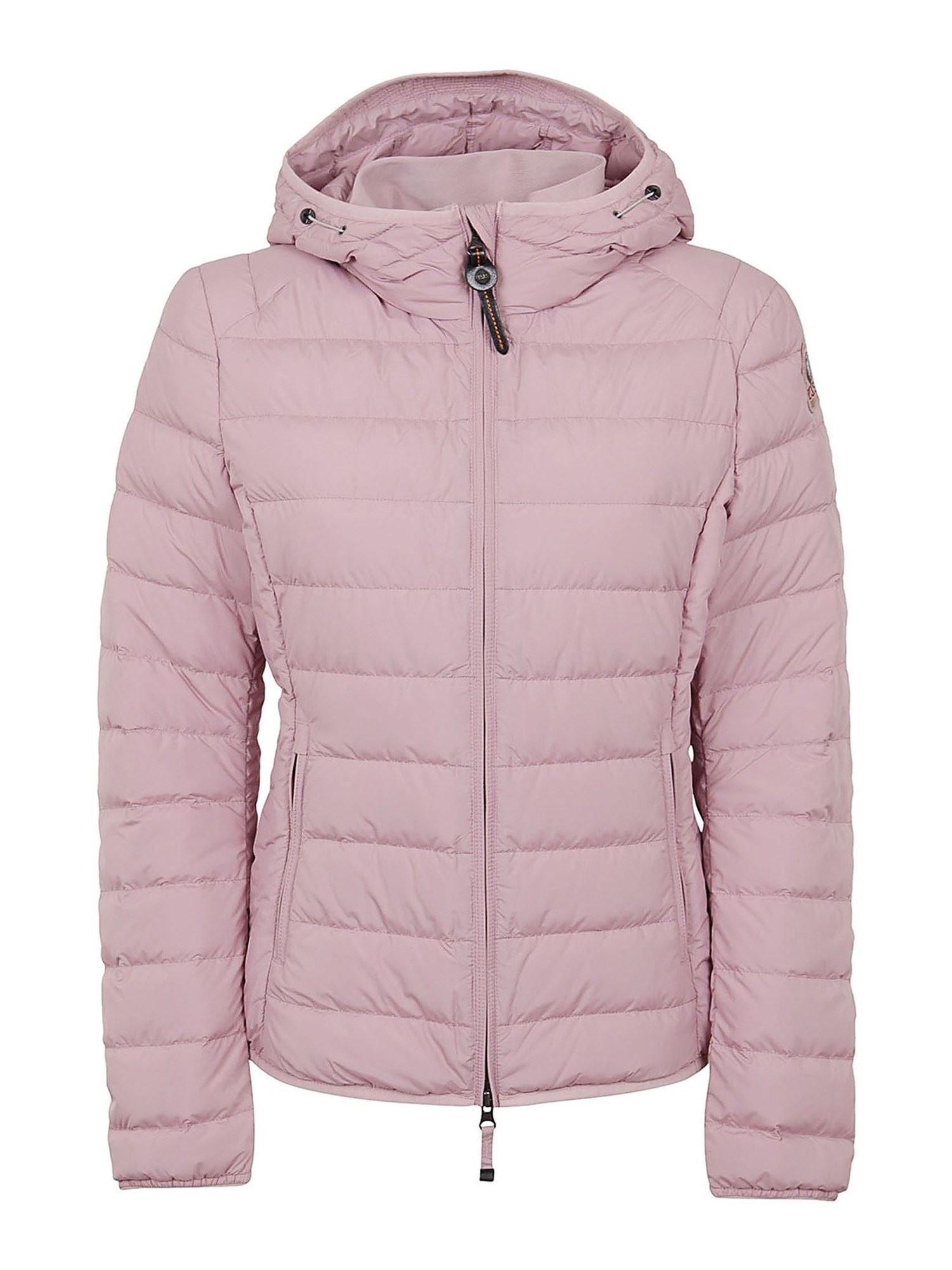 Parajumpers PINK DOWN JACKET IN TECHNICAL FABRIC