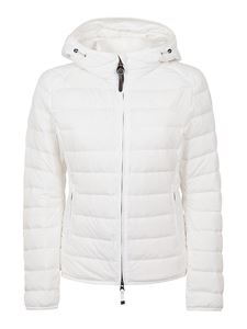 Parajumpers - White down jacket in technical fabric