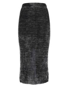 Diesel - Isla skirt in black and grey