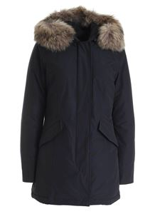 Woolrich - Arctic Parka down jacket in dark blue