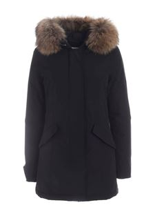 Woolrich - Giaccone Artic Parka nero