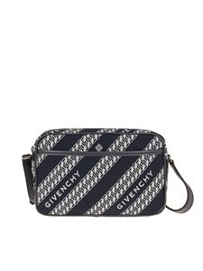 Givenchy - Bond cross body bag in blue