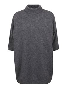 Givenchy - Cashmere sweater in grey
