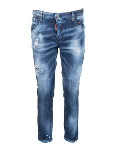 Dsquared2 - Jeans Cool Girl blu