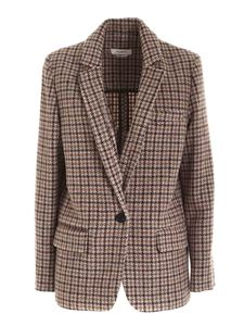 Isabel Marant Étoile - Veste Charly jacket in shades of brown