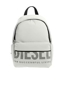 Diesel - F-Bold Back III backpack in white