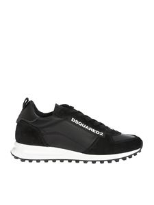 Dsquared2 - Black sneakers with logo