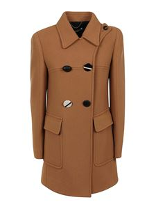 Stella McCartney - Nyla coat in camel color