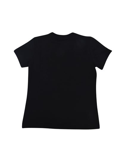 Moschino Kids - Teddy Game Logo print T-shirt in black