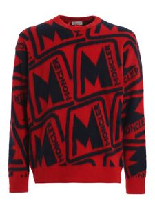 Moncler - Inlaid logo sweater