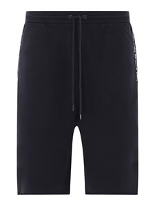Moncler - Cotton sporty shorts