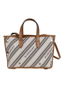 Givenchy - Bond Mini shopping bag in beige