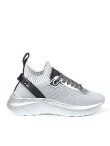 Dsquared2 - Sneakers Speedster argento
