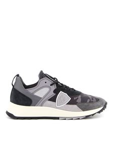 Philippe Model - Royale sneakers in grey