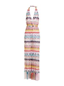 Missoni - Chevron patterned jumpsuit multicolor